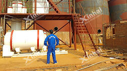 Sudan Alitmad CIP Gold Processing Project
