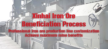 iron beneficiation process