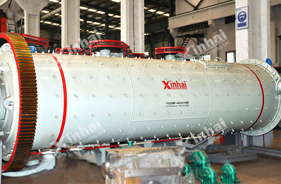 Xinhai-ball-mill